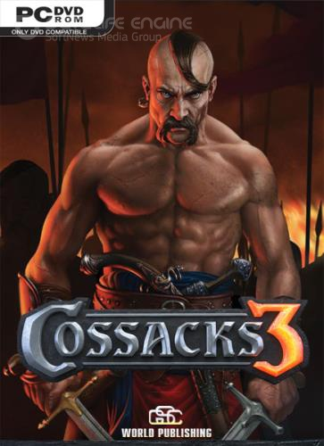 Cossacks 3 (Update 28/2016/RUS/ENG/MULTi8/GOG)
