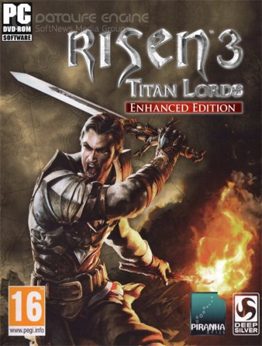 Risen 3: Titan Lords - Enhanced Edition (2015/RUS/ENG/MULTI6)
