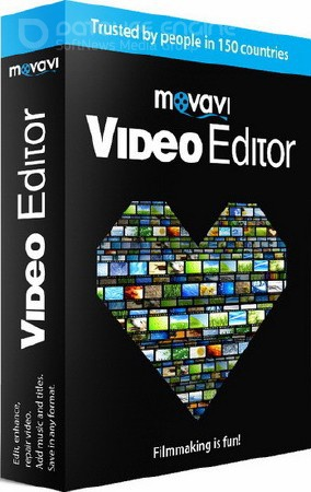 Movavi Video Editor 12.1.0 RePack by KpoJIuK