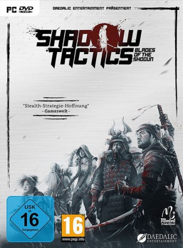 Shadow Tactics: Blades of the Shogun (v.1.2.1.f/2016/RUS/ENG/MULTI10/RePack от R.G. Механики)