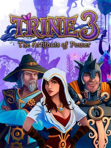 Trine 3: The Artifacts of Power (2015/RUS/ENG/MULTI12/GOG)