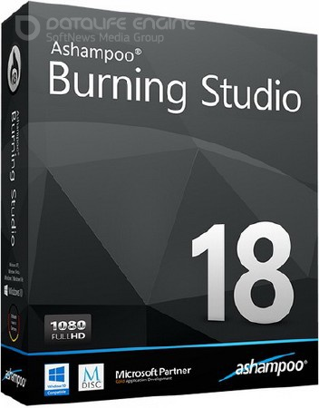 Ashampoo Burning Studio 18.0.3.6 RePack/Portable by KpoJIuK