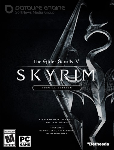 The Elder Scrolls V: Skyrim Special Edition (2016/RUS/ENG/MULTi7/SteamRip)