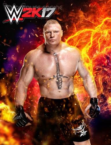 WWE 2K17 (2017/ENG/MULTi12/RePack by VickNet)