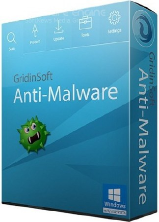 GridinSoft Anti Malware 3.0.77 ML/Rus Repack by Diakov