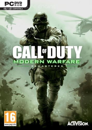 Call of Duty: Modern Warfare Remastered (Update 4/2016/RUS/ENG/RePack by xatab)
