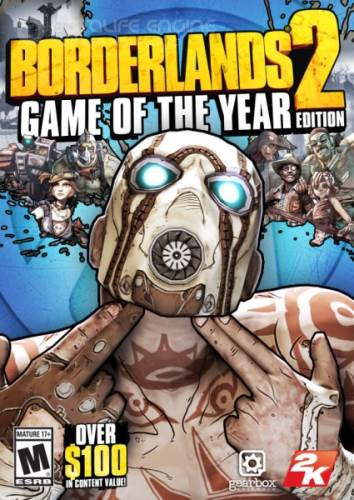 Borderlands 2: Game of the Year Edition (v.1.8.4 + DLC's/2013/RUS/ENG/Repack R.G. Механики)