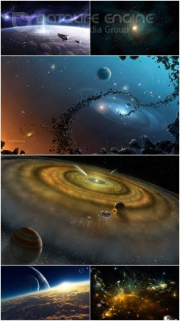 Space wallpapers (Part 21)