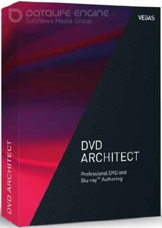 MAGIX Vegas DVD Architect 7.0.0 Build 54 RePack by D!akov
