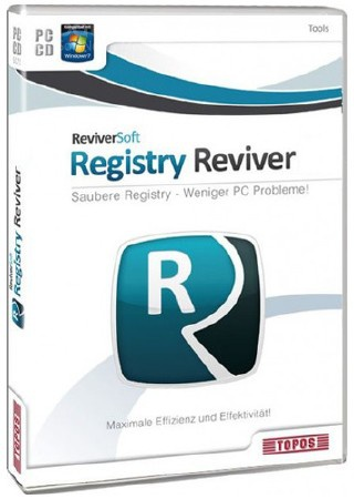 ReviverSoft Registry Reviver 4.12.1.14 RePack by D!akov