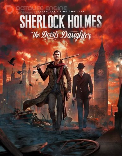 Sherlock Holmes: The Devil's Daughter (2016/RUS/ENG/MULTi13/Steam-Rip)