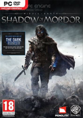 Middle-earth: Shadow of Mordor Premium Edition (2014/RUS/ENG/MULTI9/Steam-Rip R.G. GameWorks)