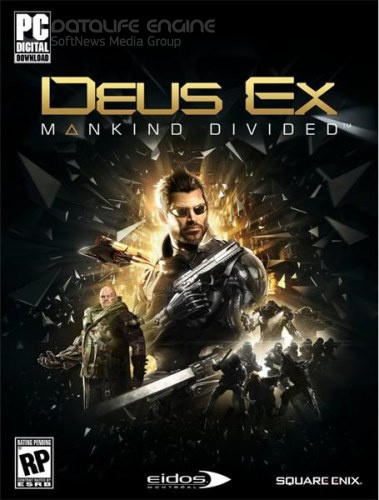 Deus Ex: Mankind Divided - Digital Deluxe Edition (2016/RUS/ENG/MULTi8/RePack)
