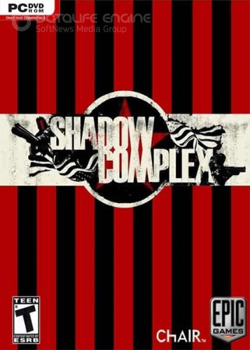 Shadow Complex Remastered (2016/RUS/ENG/MULTi8/Steam-Rip by Fisher)