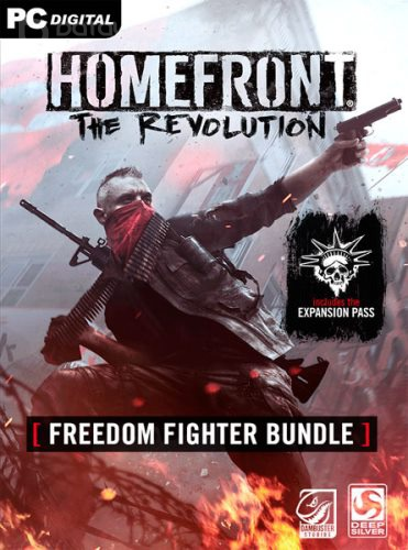 Homefront: The Revolution - Freedom Fighter Bundle (v1.07 + DLC's/2016/RUS/ENG/RePack от SEYTER)
