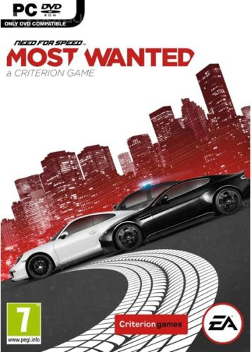 Need for Speed: Most Wanted Limited Edition (2012/RUS/ENG/MULTi10)