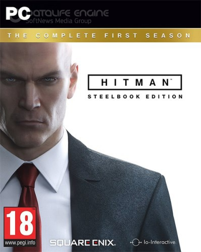 Hitman: The Complete First Season (v 1.9.0 + DLC's/2016/RUS/ENG/RePack от =nemos=)