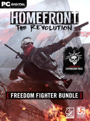 Homefront: The Revolution. Freedom Fighter Bundle (2016/RUS/ENG/RePack by xatab)