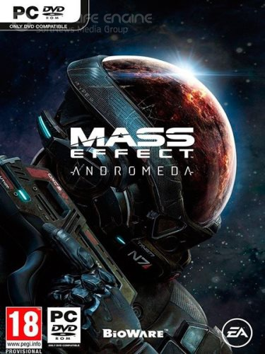 Mass Effect Andromeda: Super Deluxe Edition (v 1.0.9 + DLC/2017/RUS/ENG/Repack от xatab)