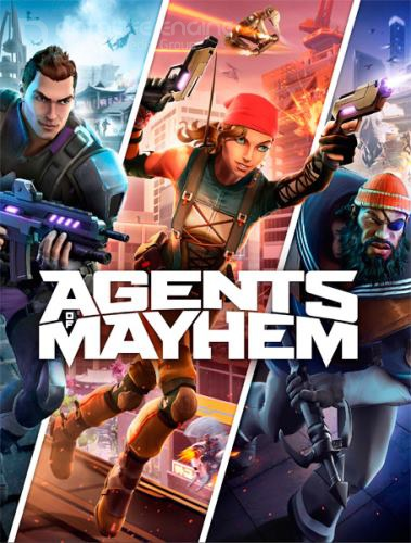 Agents of Mayhem (2017/RUS/ENG/MULTi9)