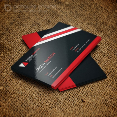 Exclusive - business card