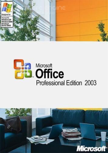 Microsoft Office Professional 2003 SP3 RePack by KpoJIuK (2018.12)