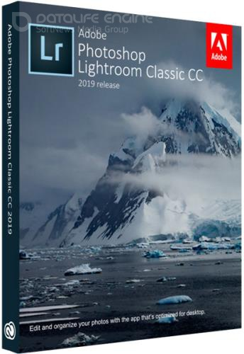 Adobe Photoshop Lightroom Classic CC 2019 8.1 RePack by PooShock