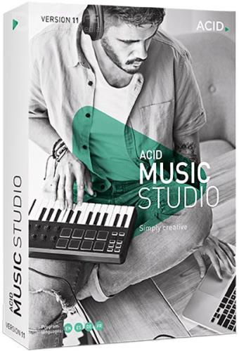 MAGIX ACID Music Studio 11.0.7 Build 18 Portable