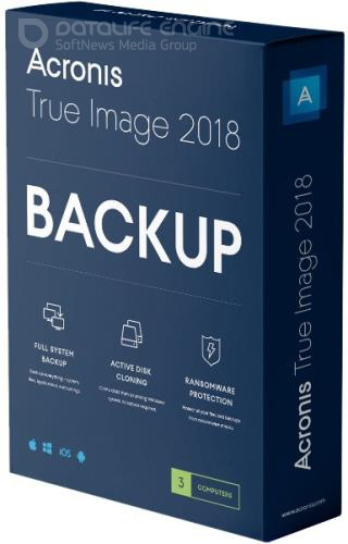 Acronis True Image 2018 Build 15470 + BootCD