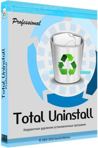 Total Uninstall Professional Edition 6.27.0 RePack & Portable by KpoJIuK