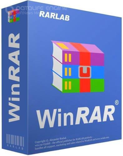 WinRAR 5.70 Final + Portable