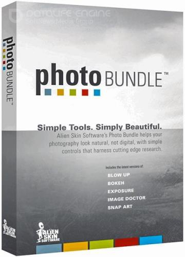 Alien Skin Software Photo Bundle Collection 02.2019