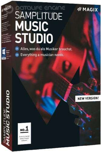 MAGIX Samplitude Music Studio 2019 24.0.0.36 + Rus