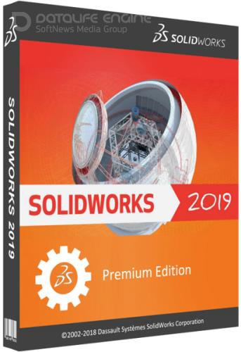 SolidWorks Premium Edition 2019 SP2.0