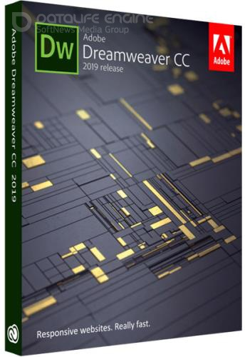 Adobe Dreamweaver CC 2019 19.1.0.11240 RePack by KpoJIuK