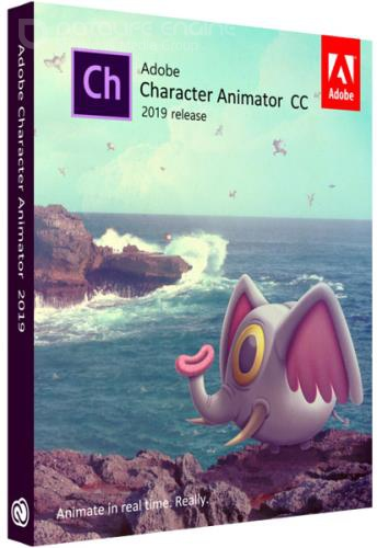 Adobe Character Animator CC 2019 2.1.0.140 by m0nkrus