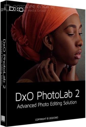 DxO PhotoLab 2.2.2 Build 23730 Elite + Rus
