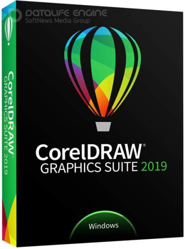CorelDRAW Graphics Suite 2019 21.1.0.643 RePack by KpoJIuK