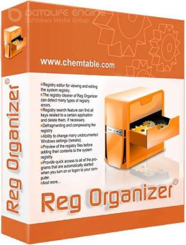 Reg Organizer 8.29 Final + Portable