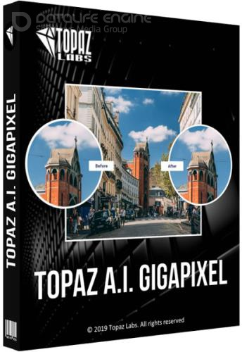 Topaz A.I. Gigapixel 4.1.0 RePack & Portable by TryRooM