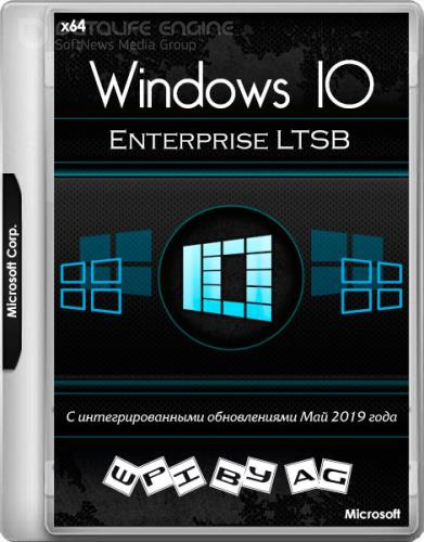 Windows 10 Enterprise LTSB v.1607.14393.2999 + WPI by AG 05.2019 (x64/RUS)