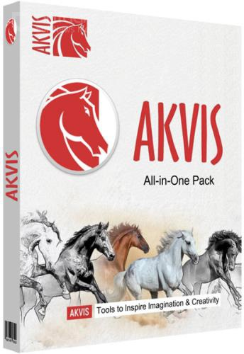AKVIS All-in-One Pack 2019.06 Portable by punsh