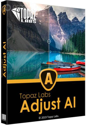 Topaz Adjust AI 1.0.2 RePack & Portable by TryRooM