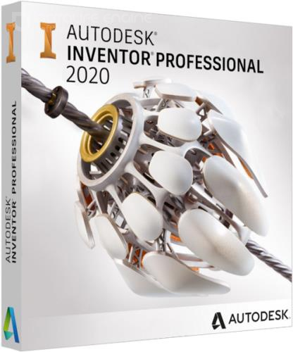 Autodesk Inventor Pro 2020.0.1 build 168 by m0nkrus