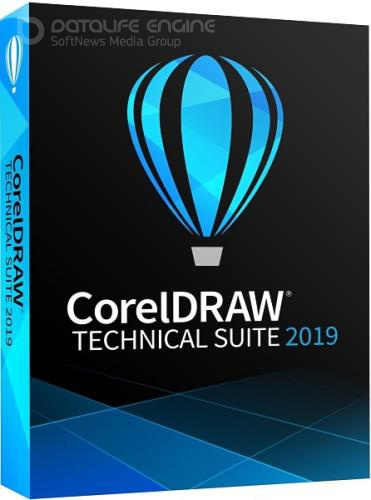 CorelDRAW Technical Suite 2019 21.2.0.706 RePack by KpoJIuK