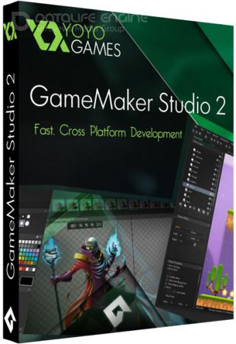 GameMaker Studio Ultimate 2.2.3.436