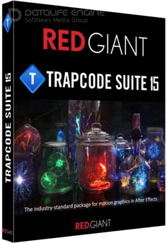 Red Giant Trapcode Suite 15.1.3