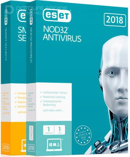 ESET NOD32 Antivirus / Internet Security 12.2.23.0