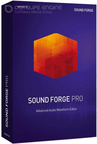 MAGIX SOUND FORGE Pro 13.0 Build 96 RePack by KpoJIuK