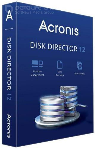 Acronis Disk Director 12 Build 12.5.163 RePack by KpoJIuK (21.07.2019)